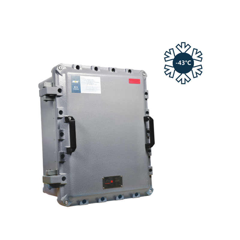Explosion-proof Terminal Box MAMX-08Series