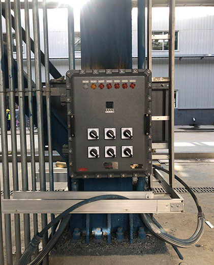 Explosion-proof Control Box Application Case
